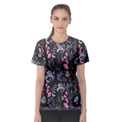 Wildflowers I Women s Sport Mesh Tee