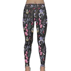 Wildflowers I Classic Yoga Leggings