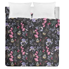 Wildflowers I Duvet Cover Double Side (queen Size)