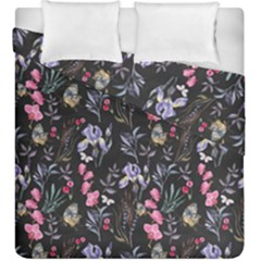 Wildflowers I Duvet Cover Double Side (king Size)