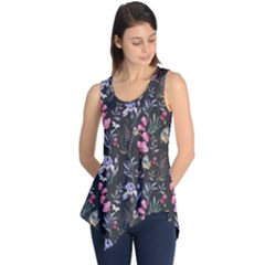 Wildflowers I Sleeveless Tunic