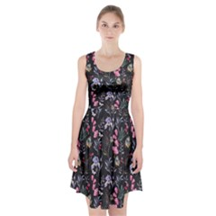 Wildflowers I Racerback Midi Dress