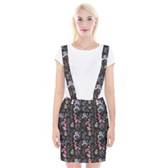 Wildflowers I Suspender Skirt