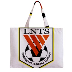 Shandong Luneng Taishan F C  Zipper Mini Tote Bag by Valentinaart