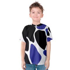 Digital Pattern Colorful Background Art Kids  Cotton Tee