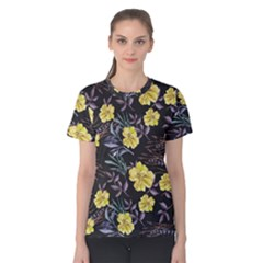 Wildflowers Ii Women s Cotton Tee