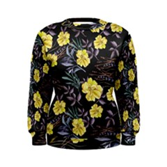 Wildflowers Ii Women s Sweatshirt