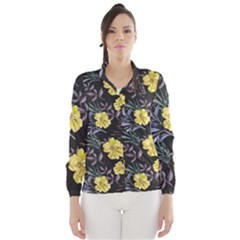 Wildflowers Ii Wind Breaker (women)
