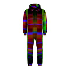 Galileo Galilei Reincarnation Abstract Character Hooded Jumpsuit (kids)