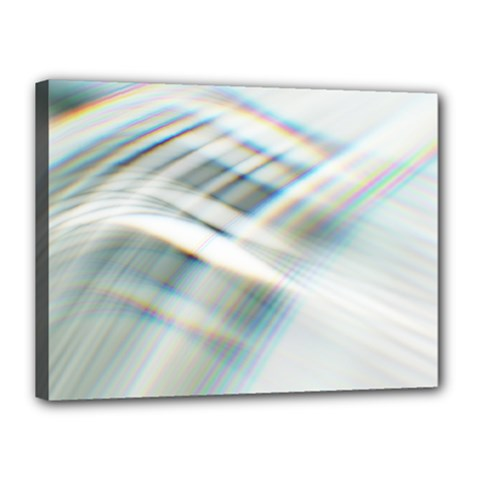 Business Background Abstract Canvas 16  X 12  by Simbadda