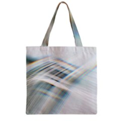 Business Background Abstract Grocery Tote Bag by Simbadda