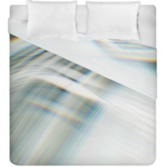 Business Background Abstract Duvet Cover Double Side (king Size) by Simbadda