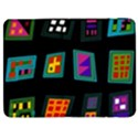 Abstract A Colorful Modern Illustration Samsung Galaxy Tab 7  P1000 Flip Case View1