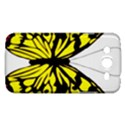 Yellow A Colorful Butterfly Image Samsung Galaxy Mega 5.8 I9152 Hardshell Case  View1