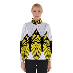 Yellow A Colorful Butterfly Image Winterwear
