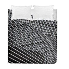 Abstract Architecture Pattern Duvet Cover Double Side (full/ Double Size) by Simbadda