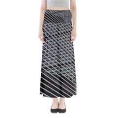 Abstract Architecture Pattern Maxi Skirts by Simbadda
