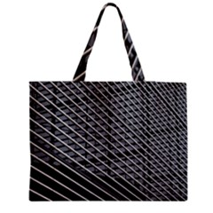 Abstract Architecture Pattern Medium Tote Bag by Simbadda