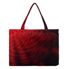 A Large Background With A Burst Design And Lots Of Details Medium Tote Bag by Simbadda