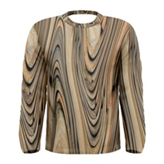 Abstract Background Design Men s Long Sleeve Tee by Simbadda