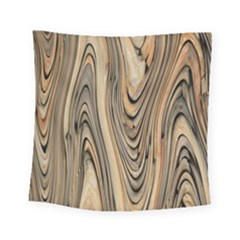 Abstract Background Design Square Tapestry (small)