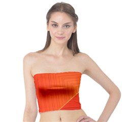 Abstract Clutter Baffled Field Tube Top by Simbadda