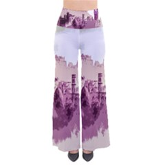 Abstract Painting Edinburgh Capital Of Scotland Pants by Simbadda