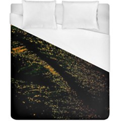 Abstract Background Duvet Cover (california King Size) by Simbadda