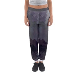 Abstract Pattern Moving Transverse Women s Jogger Sweatpants
