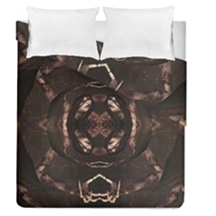 The Evil Within Witch Demon 3d Effect Duvet Cover Double Side (queen Size) by 3Dbjvprojats