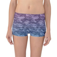 Celebration Purple Pink Grey Reversible Bikini Bottoms by Mariart