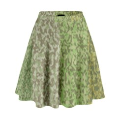 Camo Pack Initial Camouflage High Waist Skirt