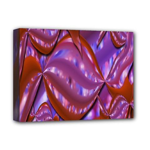 Passion Candy Sensual Abstract Deluxe Canvas 16  X 12   by Simbadda