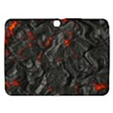 Volcanic Lava Background Effect Samsung Galaxy Tab 3 (10.1 ) P5200 Hardshell Case  View1