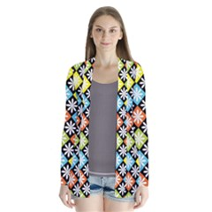 Diamond Argyle Pattern Colorful Diamonds On Argyle Style Cardigans
