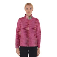 Rectangle Abstract Background In Pink Hues Winterwear