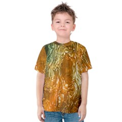 Light Effect Abstract Background Wallpaper Kids  Cotton Tee by Simbadda