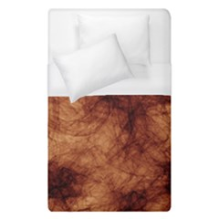 Abstract Brown Smoke Duvet Cover (single Size)