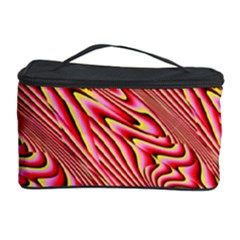Abstract Neutral Pattern Cosmetic Storage Case by Simbadda