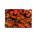 Abstract Orange Background iPad Mini 2 Hardshell Cases View1