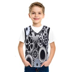 Gears Technology Steel Mechanical Chain Iron Kids  Sportswear