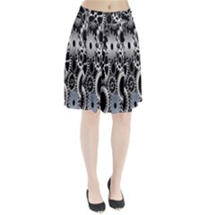 Gears Technology Steel Mechanical Chain Iron Pleated Skirt by Mariart