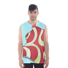 Make Bedroom Unique Men s Basketball Tank Top by Mariart
