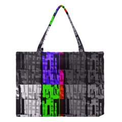 Repeated Tapestry Pattern Medium Tote Bag by Nexatart