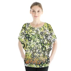 Chaos Background Other Abstract And Chaotic Patterns Blouse