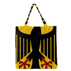 Coat Of Arms Of Germany Grocery Tote Bag by abbeyz71