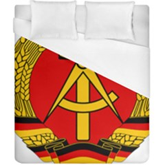 National Emblem Of East Germany  Duvet Cover (california King Size) by abbeyz71