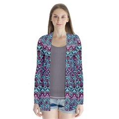 Stylized Texture Luxury Ornate Cardigans by dflcprintsclothing