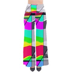 Colors Fadeout Paintwork Abstract Pants by Nexatart