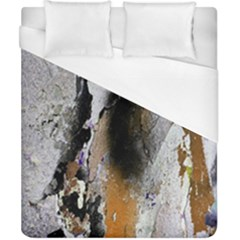 Abstract Graffiti Background Duvet Cover (california King Size) by Nexatart